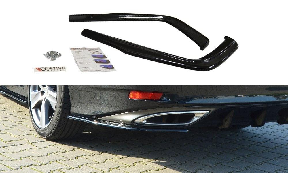 Splittery Tylne Boczne Lexus GS Mk4 Facelift T - GRUBYGARAGE - Sklep Tuningowy